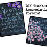 Ideas for Teacher Appreciation Posters